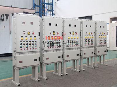 防爆配电箱安装规范