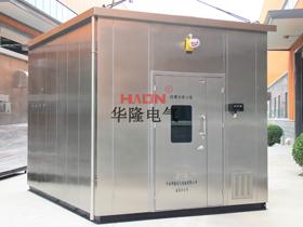 火电厂烟气排放在线监测防爆小屋
